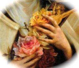St. Thérèse roses